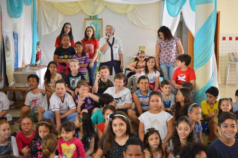 Oratório Festivo (para crianças do 1º ao 5º ano)