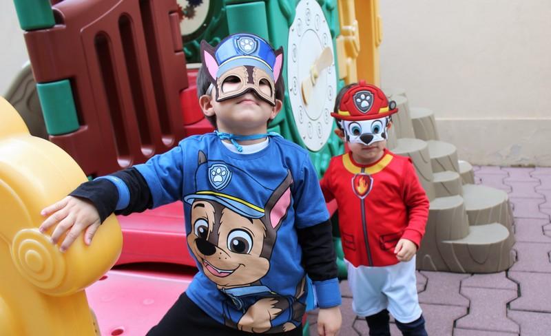 Ser criança é uma festa!