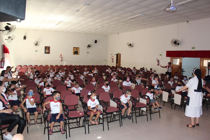 Educação Infantil - Retorno às aulas presenciais