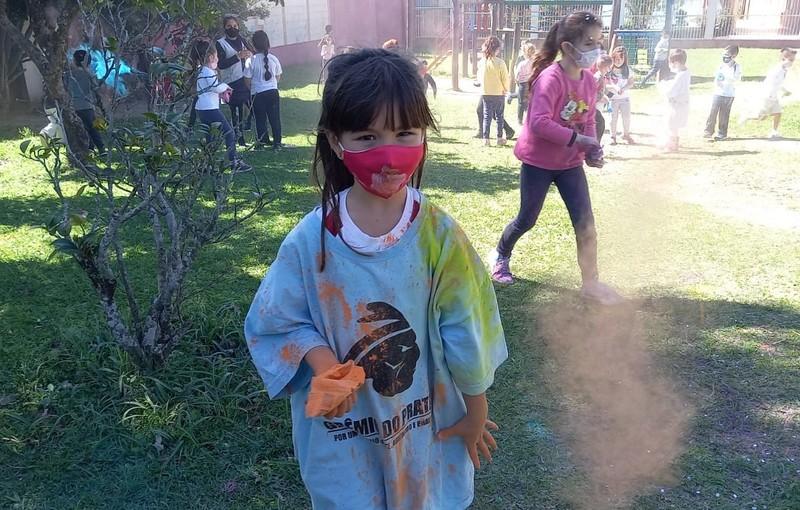Comemorando o mês das crianças e criando divertidas memórias!