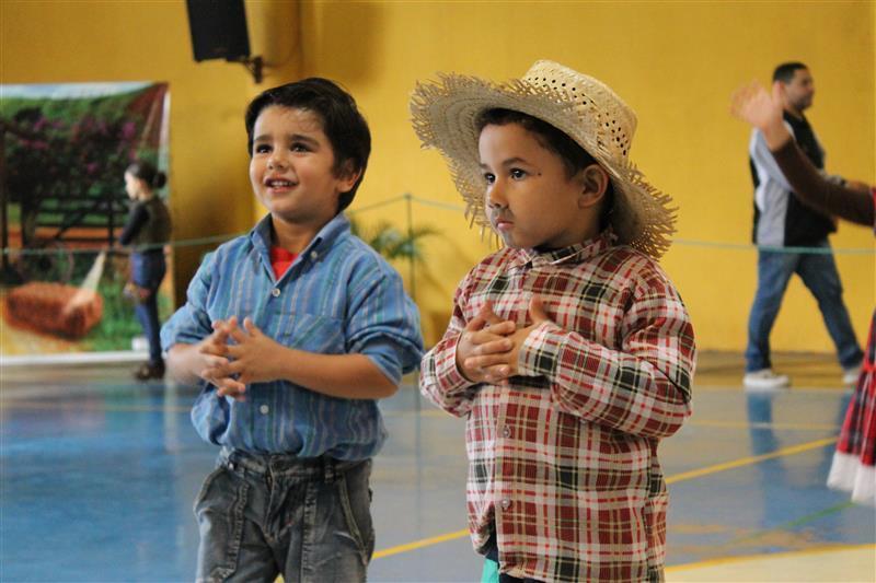 9º Festival Folclórico da Escola Social Clélia Merloni
