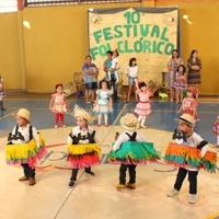 10º Festival Folclórico da Escola Social Clélia Merloni
