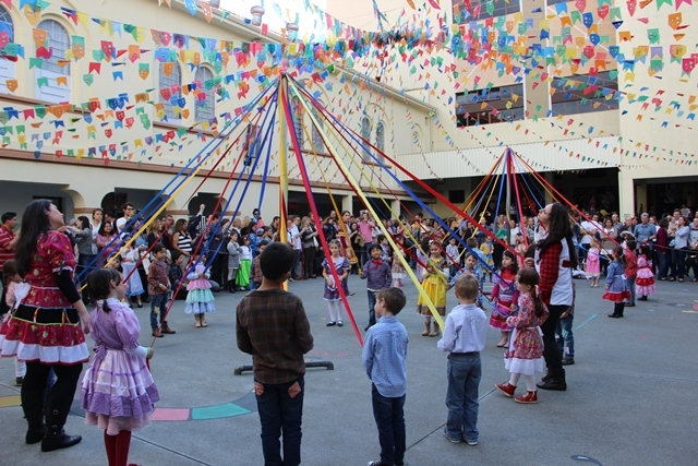Festival Folclórico, o resgate das Festas Juninas!