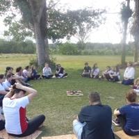 Educandos da 2ª série do Ensino Médio  visitam a Reserva Volta Velha/SC