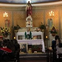 A Família Cleliana Celebra sua Fundadora Clélia Merloni