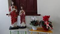 Homenagem ao Sagrado Coração de Jesus