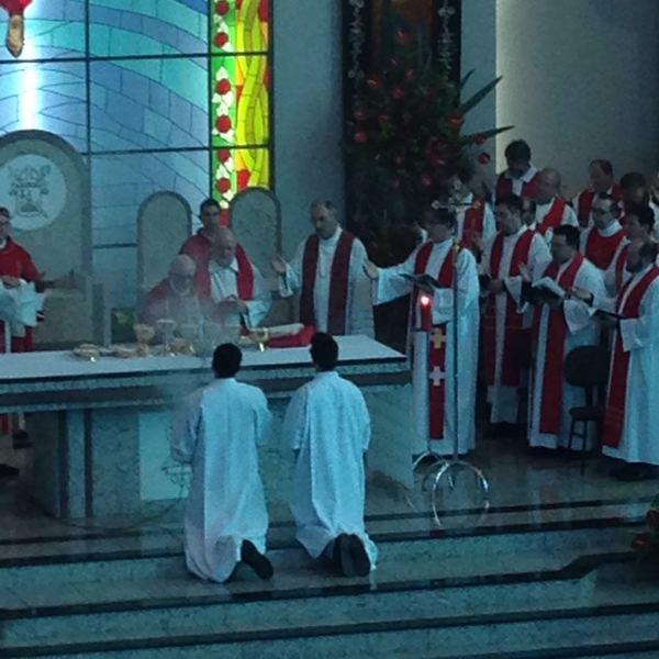 Diocese de Ponta Grossa celebra seus 90 anos