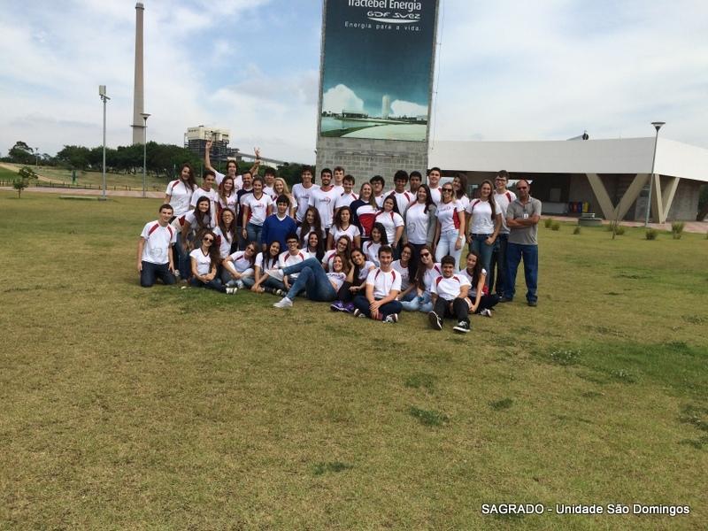 Educandos da Unidade Educacional São Domingos desvendam os mistérios da geração de energia