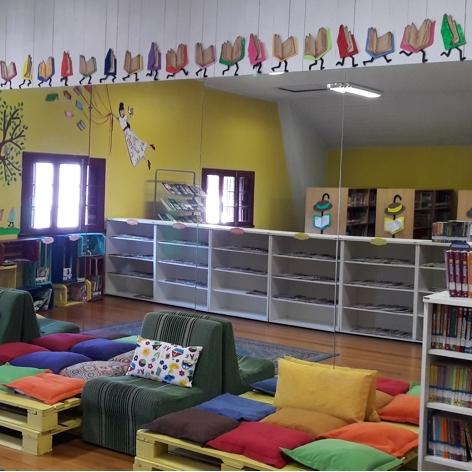 Encontro de Formação do Serviço de Biblioteca Escolar