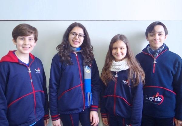 Segunda fase das Olimpíadas de Matemática