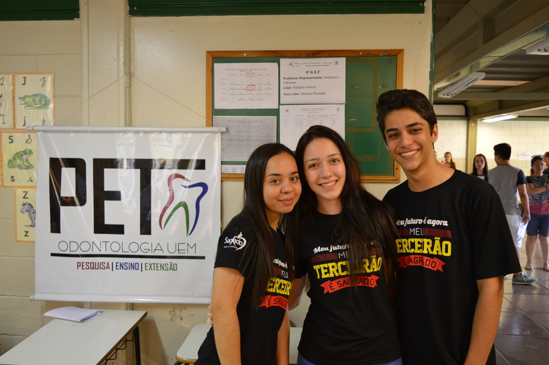 Educandos participam de Mostra de Profissões na Universidade Estadual de Maringá