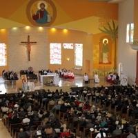 60 anos, Missa em Ação de Graças