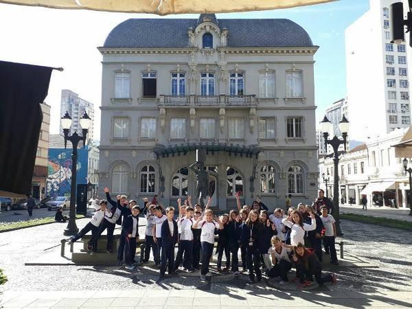 City Tour: Aprendendo mais sobre a linda Curitiba