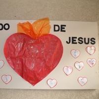 Festa do Sagrado Coração de Jesus no Imaculada