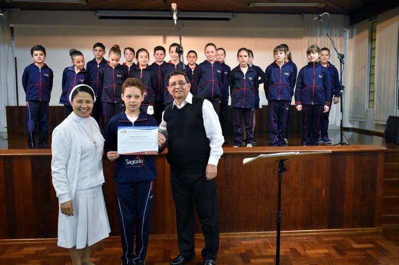 Colégio Sagrado Coração de Jesus realiza seu II Festival de Coros