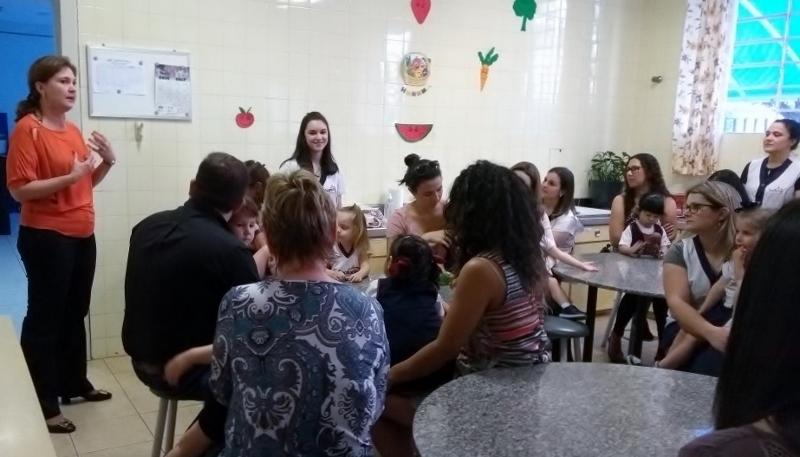 A importância de uma alimentação saudável para as crianças