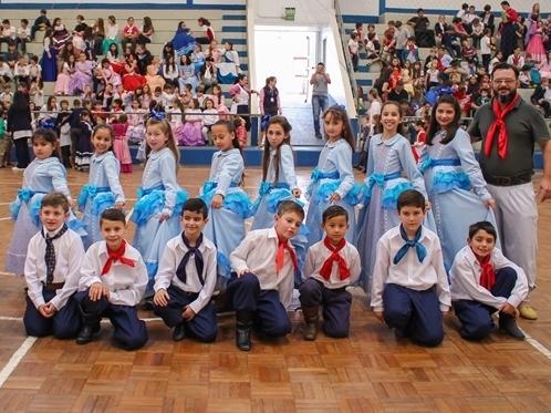 Unidade Educacional São Domingos comemora a Semana Farroupilha