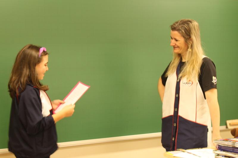 Educador também é um Missionário