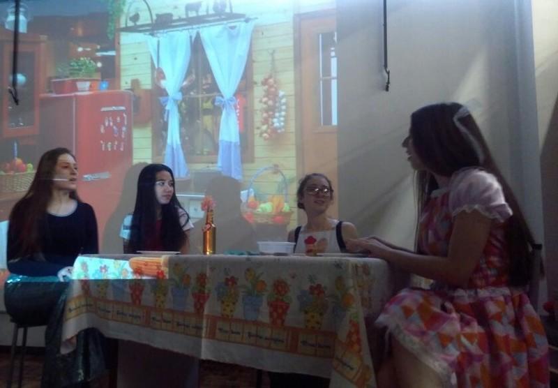 Curso de Formação de Docentes apresenta releituras de contos do Monteiro Lobato na Semana Literária