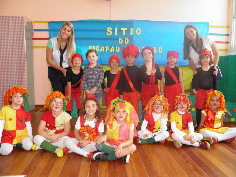 Escola São Domingos, Unidade Educacional do SAGRADO – Rede de Educação finaliza o Projeto de Aprendizagem com a Mostra de Trabalhos