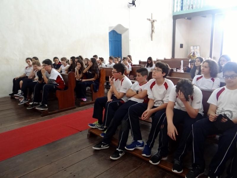 Aula de Campo dos 7º anos para Paranaguá
