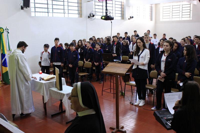 Missa em Ação de Graças à Madre Clélia Merloni