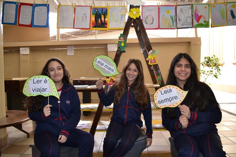 A importância da leitura para a Comunidade Educacional do Colégio Imaculada Conceição