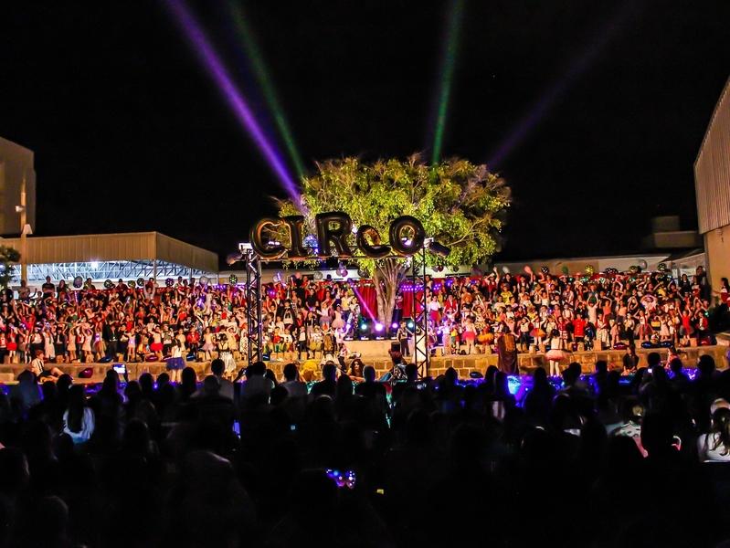 Unidade Educacional Escola São Domingos realiza a tradicional Cantata de Natal