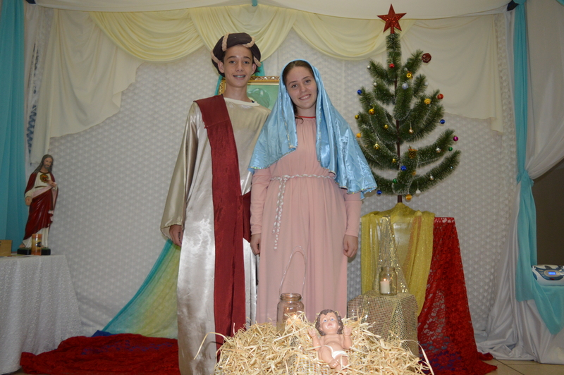É Natal no Colégio Coração de Jesus