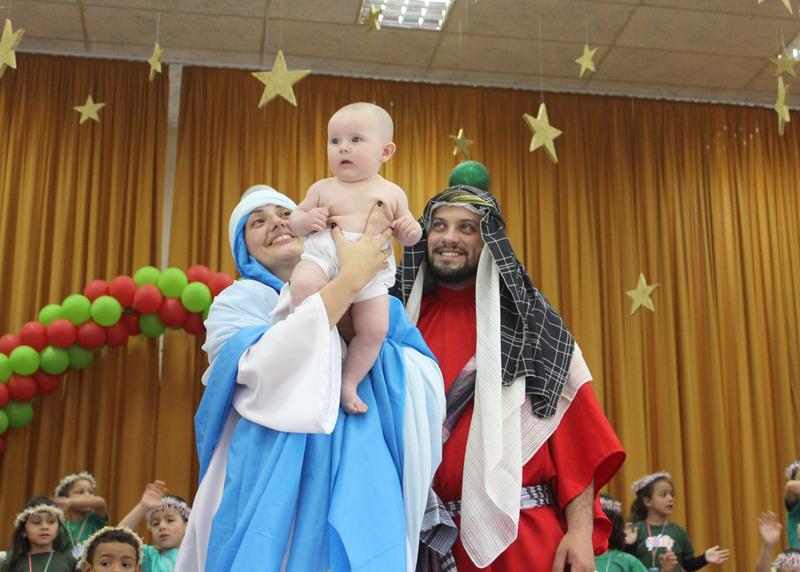 """""""O amor de Deus vem do coração de uma criança"""""""