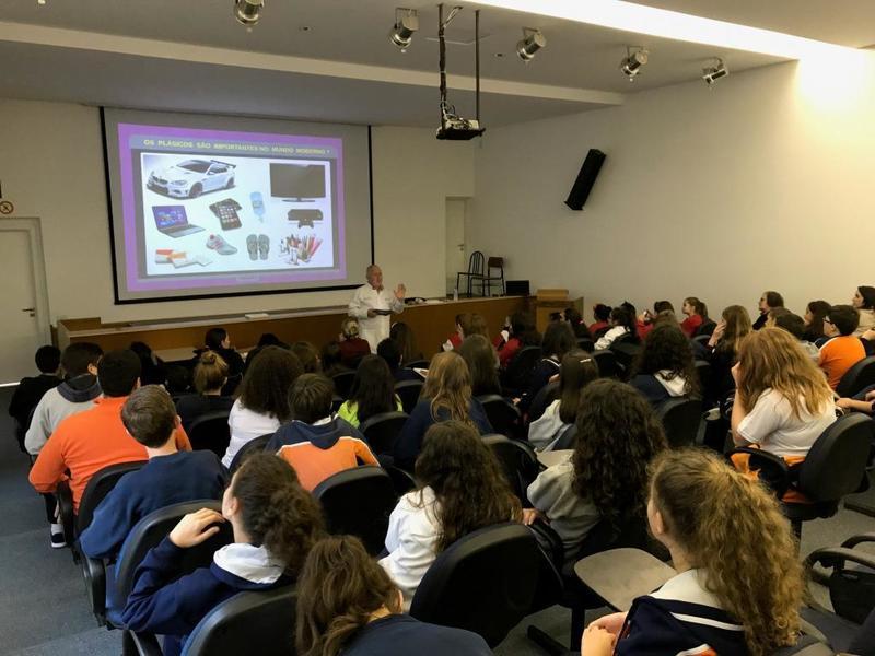 Realizado 1° encontro com educandos para a formação da BRIGADA AMBIENTAL