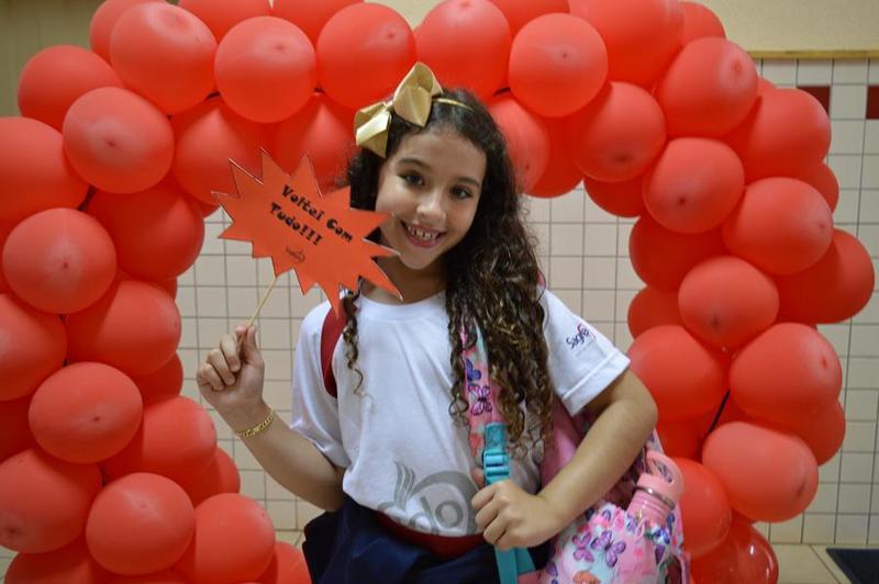 Educação Infantil e Ensino Fundamental I, bem-vindos ao Colégio Coração