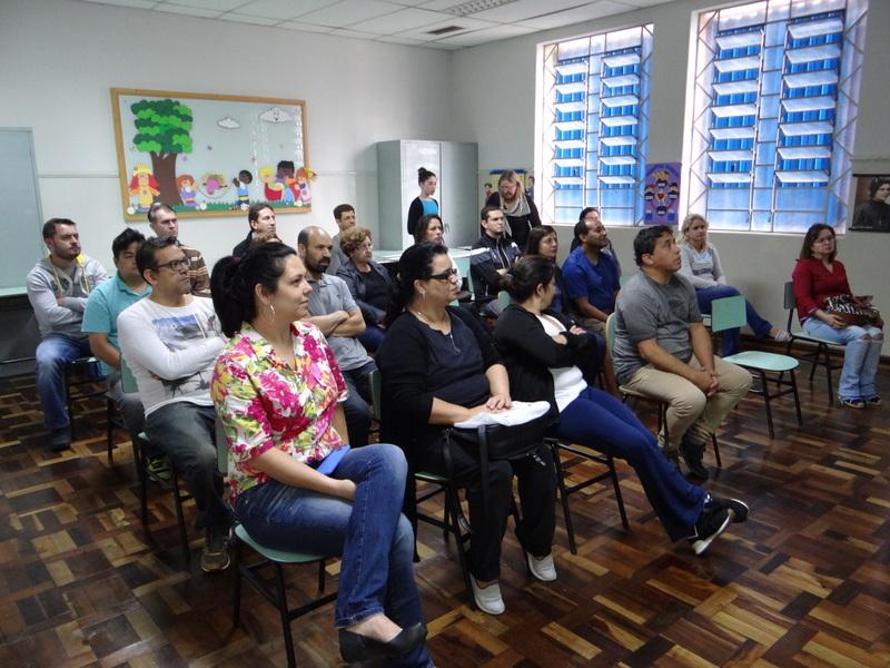 Reunião de Pais do Ensino Fundamental II