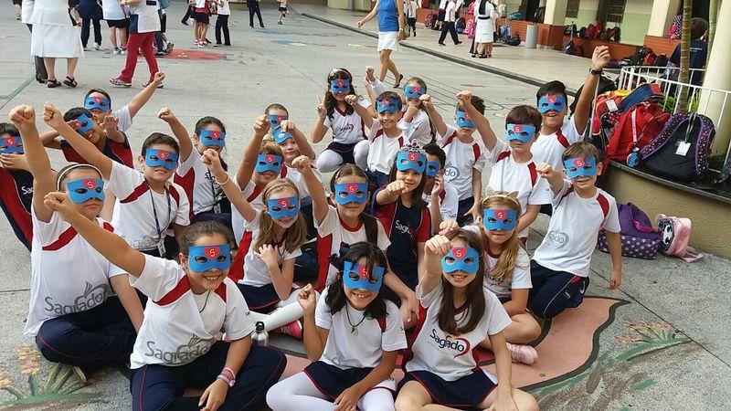 Educadoras prepararam um dia muito especial para os educandos do Ensino Fundamental!