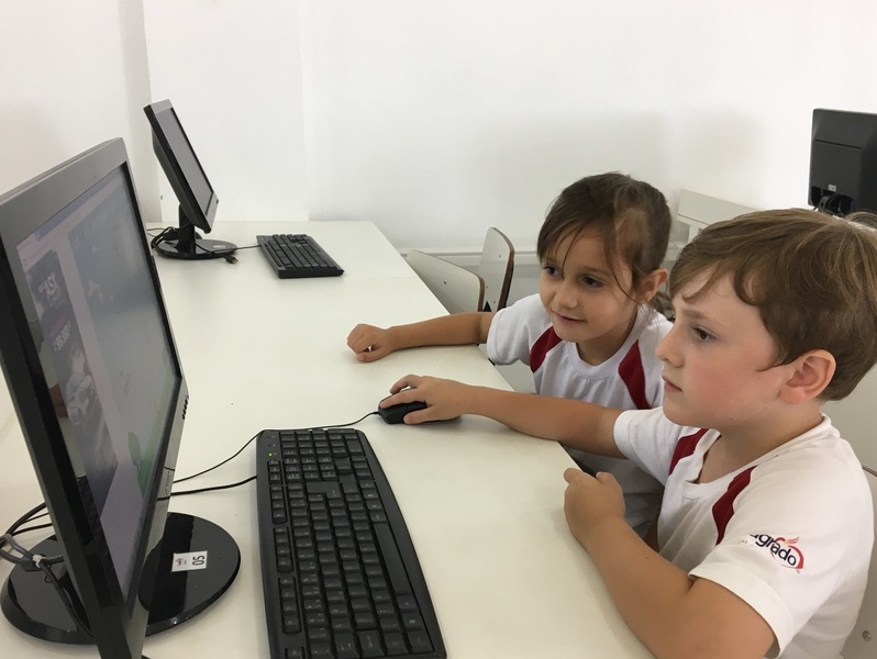 Recursos digitais na alfabetização