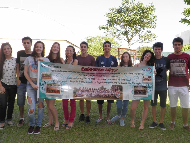 Unidade Educacional Escola São Domingos abre as portas para o Café dos Calouros