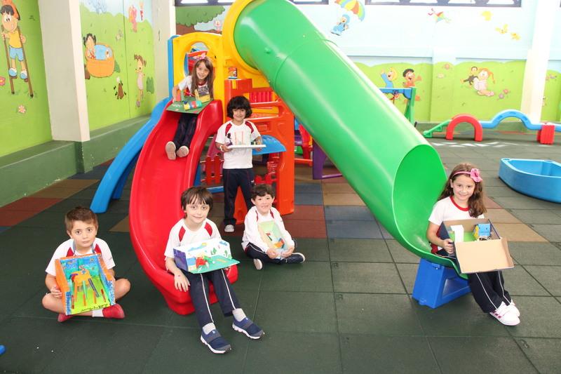 Reproduzindo o nosso espaço escolar