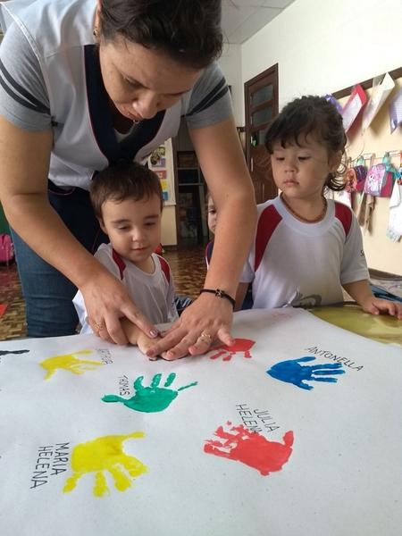 Infantil II: Adaptação e aprendizagem com muito amor