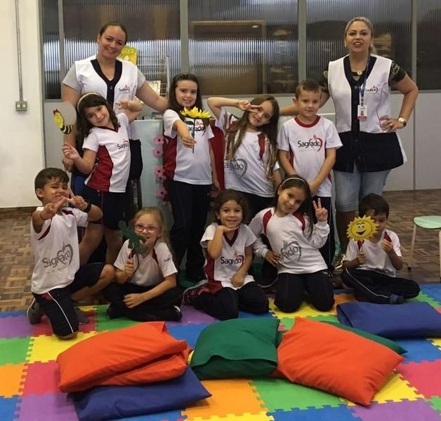 Projeto Literatura Infantil - Período Integral