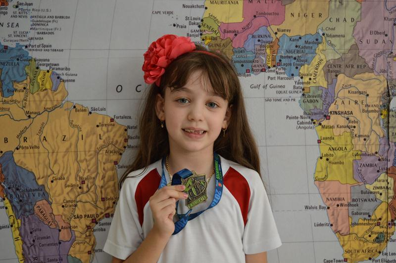 Educando é destaque na Prova Rústica Tiradentes 2018