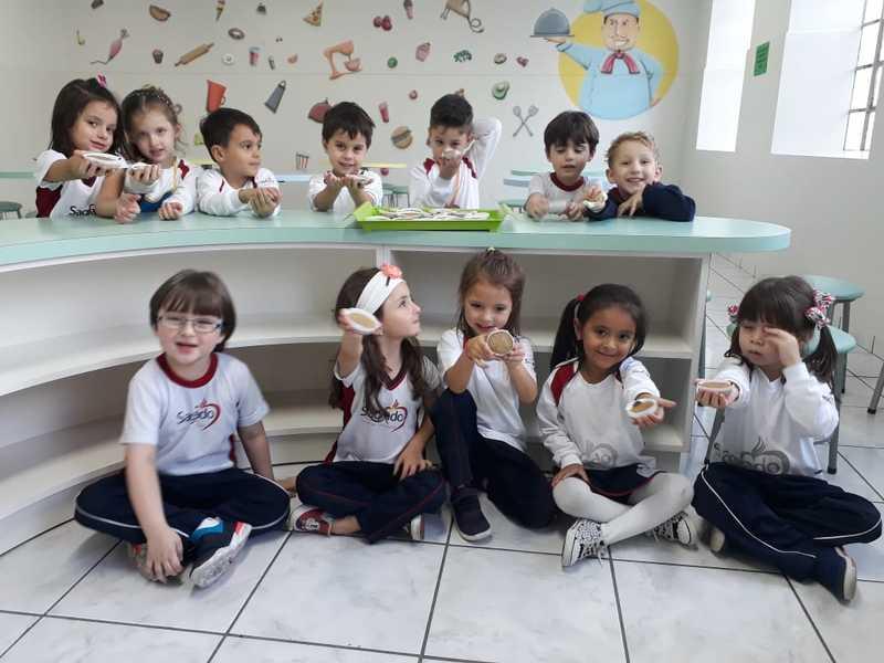 Alimentação saudável  - Cupcake de banana e aveia