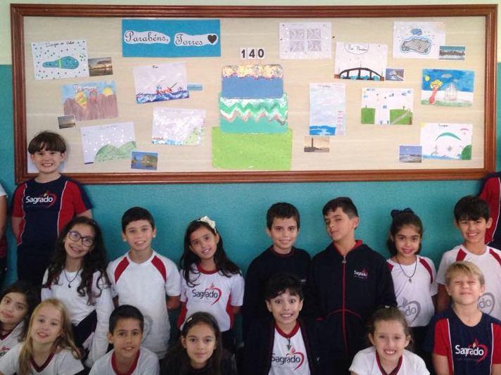 140º aniversário do município de Torres