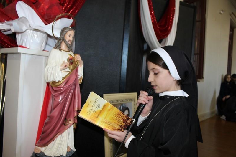 Sagrado Coração de Jesus em festa
