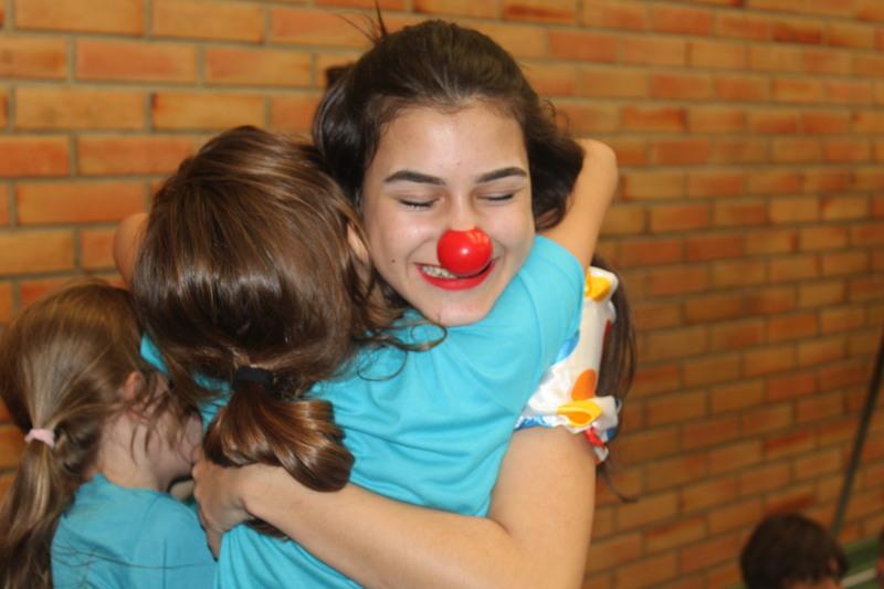 """No Ano Cleliano da Reparação o Colégio Social Madre Clélia promove o projeto """"Amar é Repor Amor"""""""