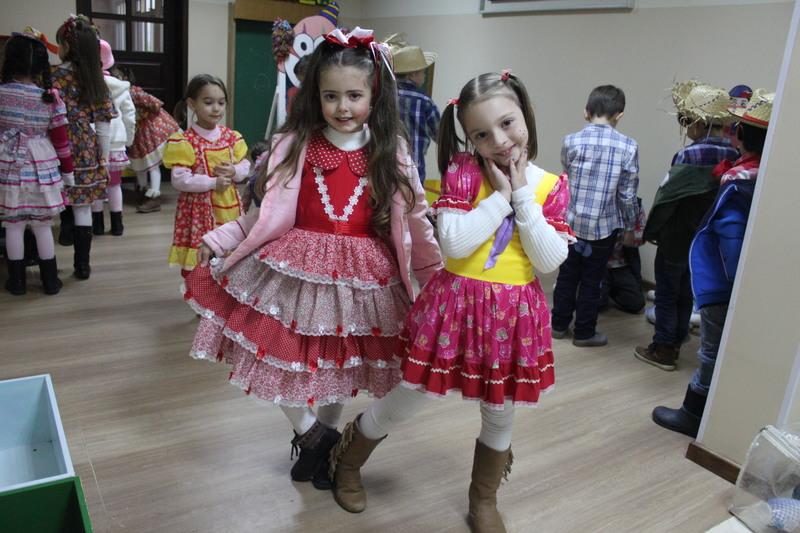 Festa Junina na Educação Infantil