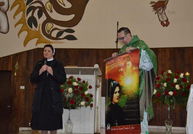 Beatificação de Madre Clélia
