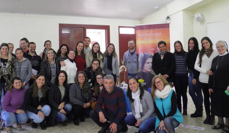 Unidade Educacional Escola São Domingos realiza retiro para os Educadores