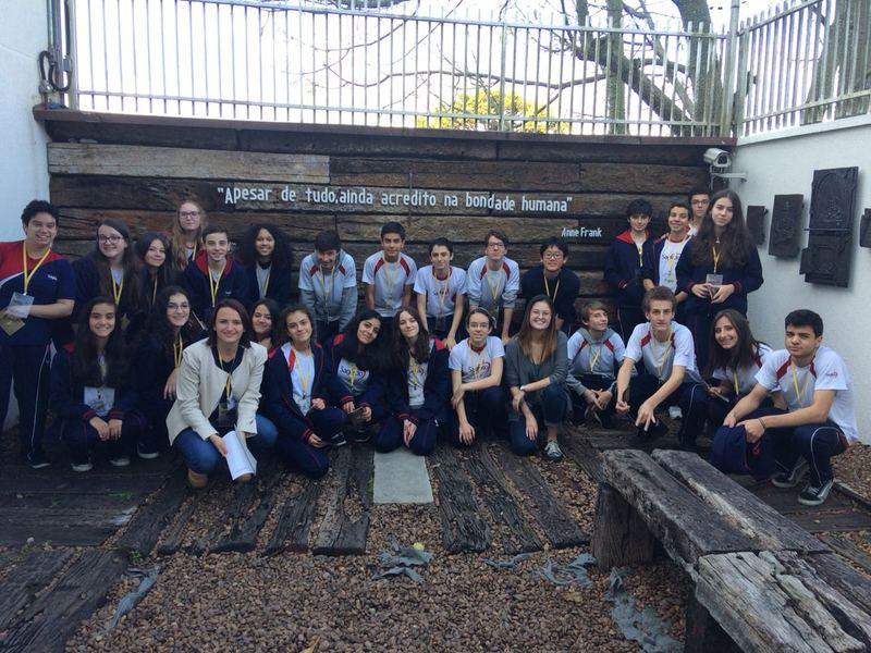 Aula de Campo Museu do Holocausto – 9º ano