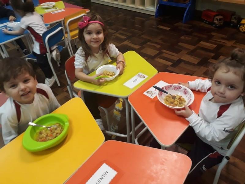 Alimentação Saudável Infantil II