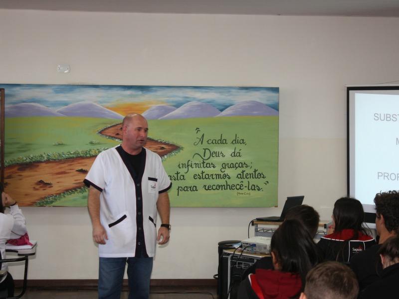 Educandos participam do Cursinho PSS